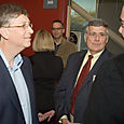 Bill Gates & Alex Fielding 3