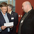 Bill Gates and Alex Fielding 2