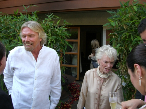 Richard & Eve Branson