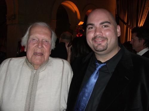 Ted Branson & Alex Fielding
